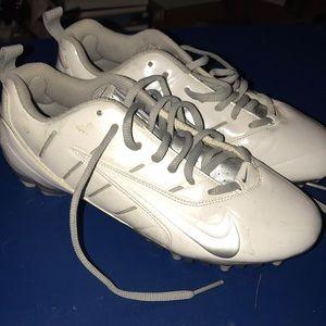 Nike Lacrosse Cleats - Size 9